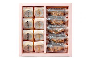 鳳梨酥4入/鳳黃酥4入/火山豆5入